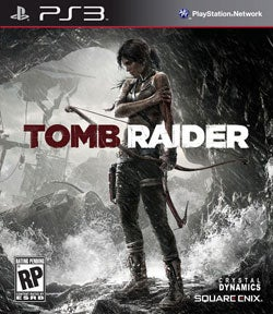 PS3 - Tomb Raider by Square Enix