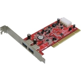 Addonics AD2U3PCI 2-port PCI USB Adapter