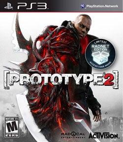 PS3 - Prototype 2