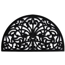 Iris Rubber Doormat - Thumbnail 0
