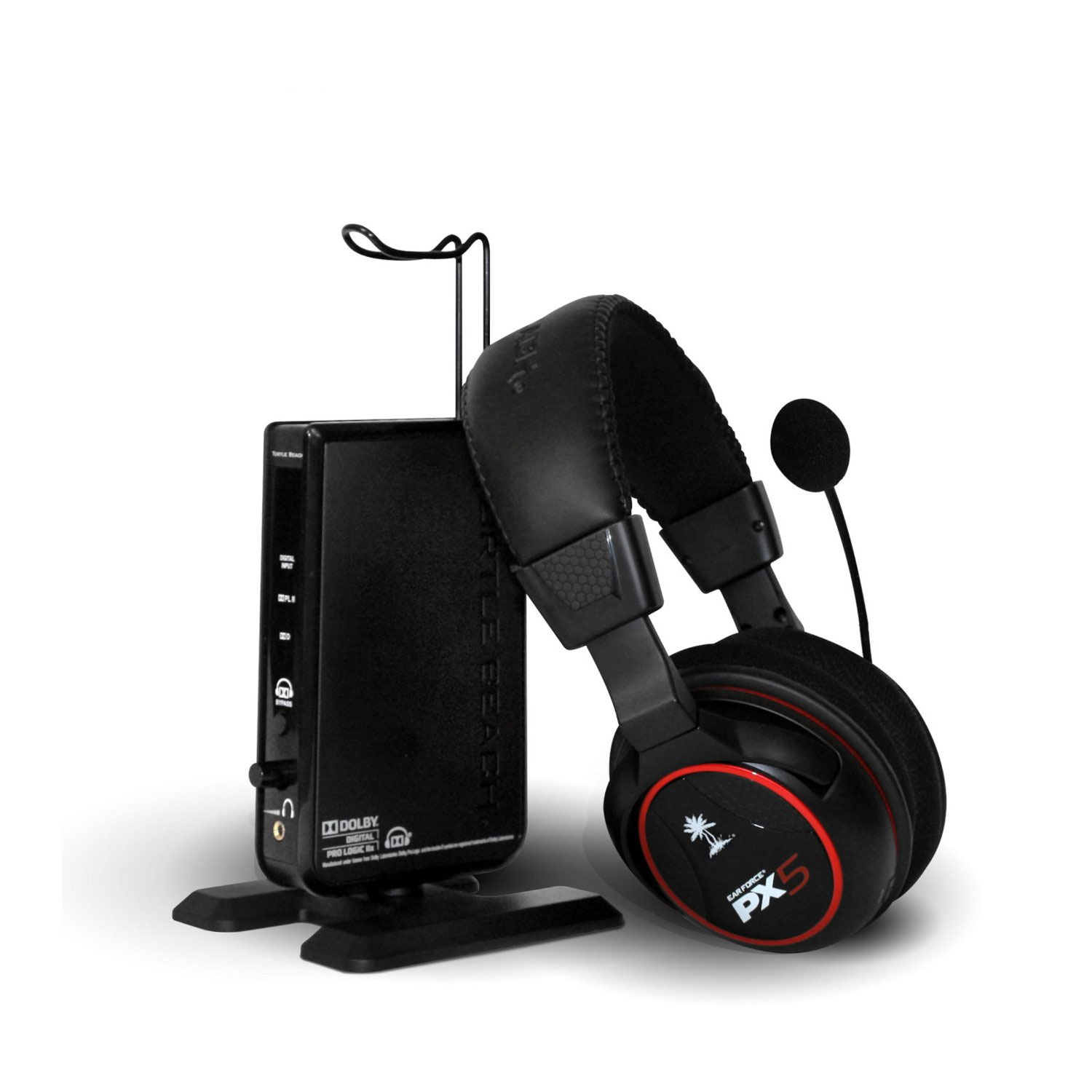 Turtle Beach Ear Force PX5 PS3/Xbox 360 Headset