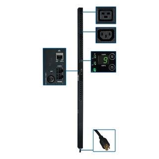 Tripp Lite PDU 3-Phase Monitored 208V 5.7kW L21-20P 30 C13; 6 C19 0UR