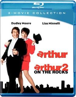 Arthur/Arthur 2: On the Rocks (Blu-ray Disc)
