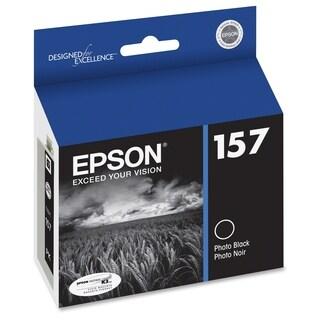 Epson UltraChrome K3 T157120 Original Ink Cartridge - Photo Black