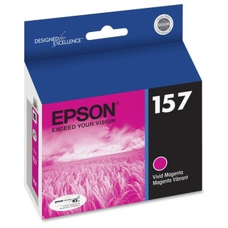 Epson UltraChrome K3 T157320 Original Ink Cartridge - Magenta