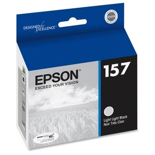 Epson UltraChrome K3 T157920 Original Ink Cartridge - Light Black