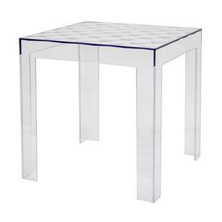 Parq Modern Clear Acrylic End Table|https://ak1.ostkcdn.com/images/products/5650976/P13402014.jpg?impolicy=medium