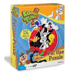 Looney Tunes Pal Size Puzzle - Thumbnail 1