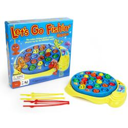 Let's Go Fishin' Action Game