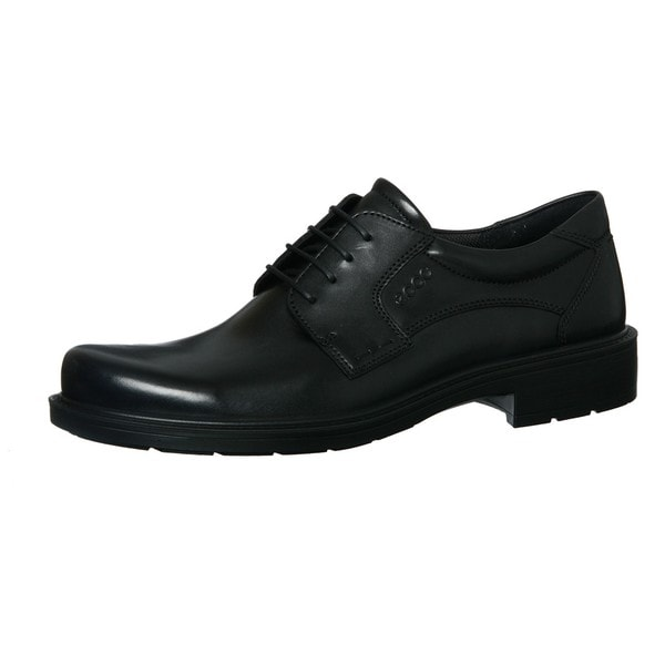 Shop Ecco Men's 'Boston' Plain Toe Oxfords Free Shipping