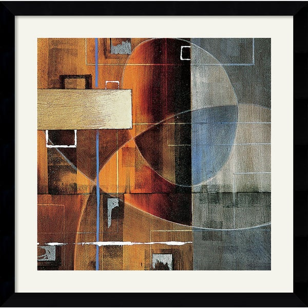 Darian Chase 'Theory in Form' Framed Art Print