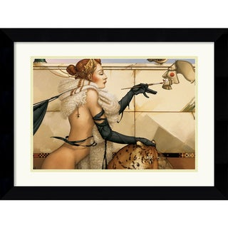 Michael Parkes 'The Creation' Framed Art Print