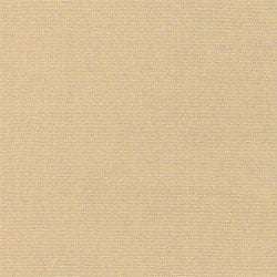 Hand-crafted Light Yellow Solid Causal 'Ridges' Wool Rug (5' x 8')