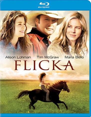 Flicka (Blu-ray Disc)