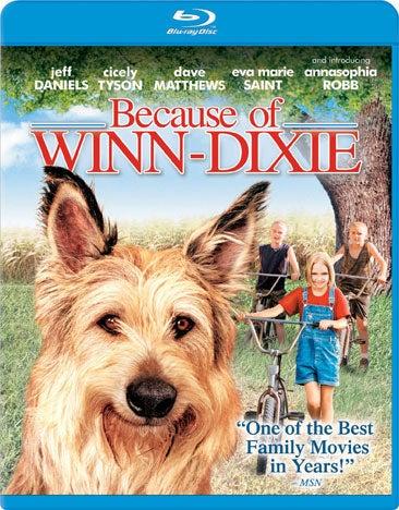 Because of Winn Dixie (Blu-ray Disc)
