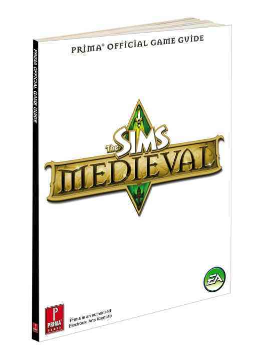 Sims Medieval: Prima Official Game Guide (Paperback)