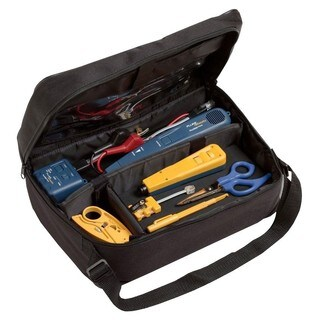 Fluke Networks Electrical Contractor Telecom Kit II (with Pro3000 T&P Kit)