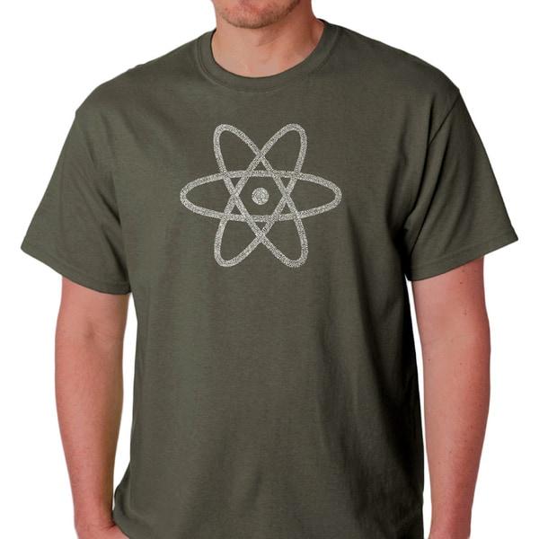 Los Angeles Pop Art Mens Atom Shirt