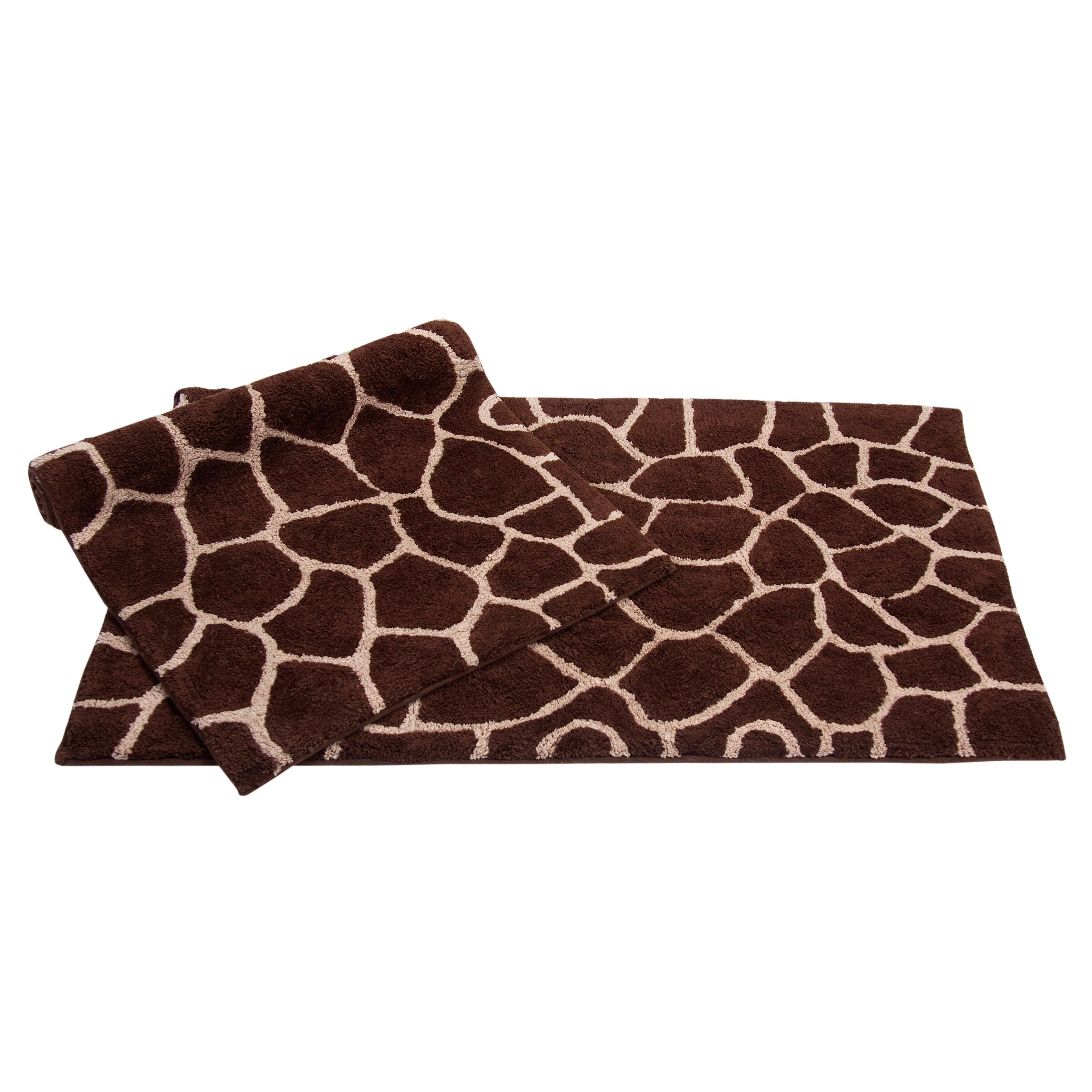 Sahara Cotton 2-piece Bath Rug Set