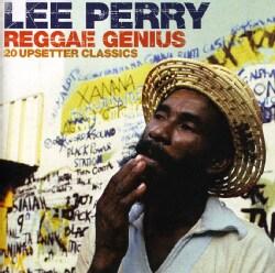 """Lee """"Scratch"""" Perry - Reggae Genius: 20 Upsetter Classics"""