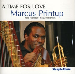 Marcus Printup - A Time For Love