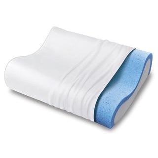 Essentials Contour Gel Memory Foam Pillow