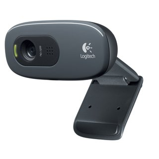 Logitech C270 HD 720p USB Webcam