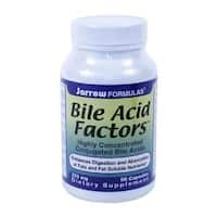 Jarrow Formulas 333-mg Bile Acid Factors