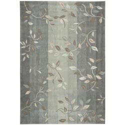 Nourison Hand-tufted Contours Stone Rug (5' x 7'6)