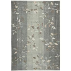 Nourison Hand-tufted Contours Stone Rug (3'6 x 5'6)