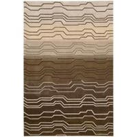 Nourison Hand-tufted Contours Natural Rug - 7'3 x 9'3