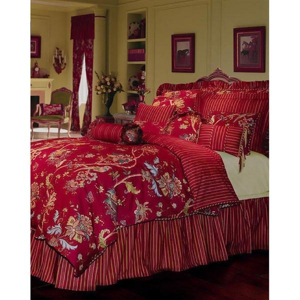 Rose Tree St. Martin's Lane King-size 4-piece Comforter Set