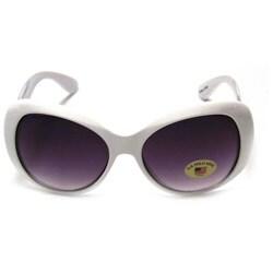 US Polo Women's 'Ocean City' Oversized Sunglasses