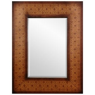 Handmade Olde World European-style Mirror (China)