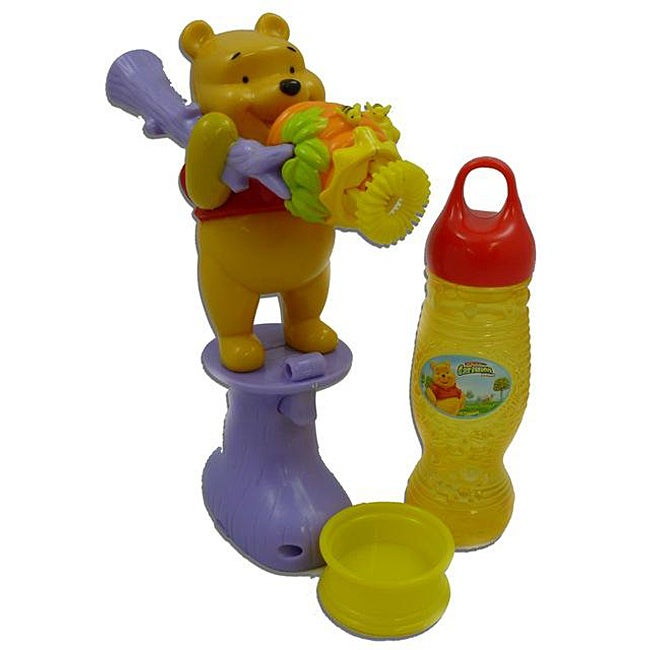 Gazillion Bubbles Pooh's Motorized Bubbler