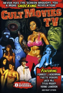 Cult Movies TV (DVD)