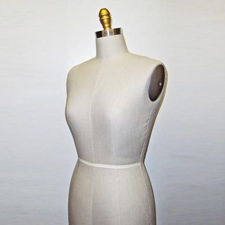 Size 12 Height-adjustable Professional Dress Form