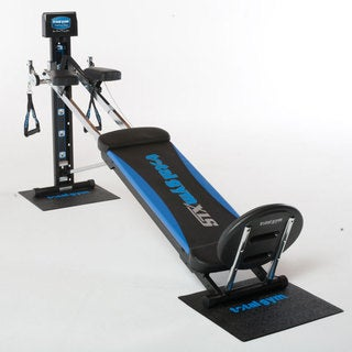 As Seen on TV Total Gym XLS Home Gym with Bonus AbCrunch Accessory