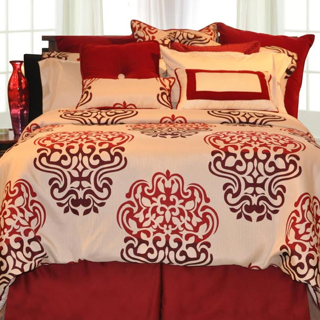 Cherry Blossom Twin-size 2-piece Duvet Cover Set