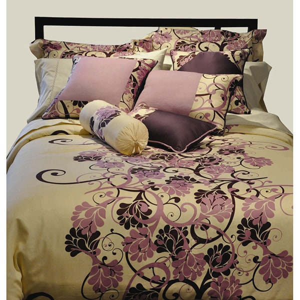 Grapevine 3-piece Duvet Cover Set