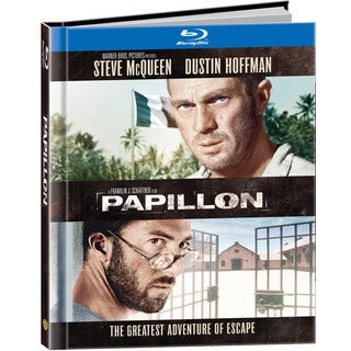 Papillon DigiBook (Blu-ray Disc)
