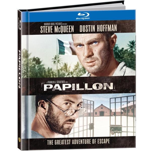 Papillon DigiBook (Blu-ray Disc)
