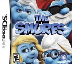 Nintendo DS - Smurfs - By Ubisoft