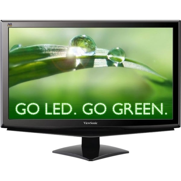 "Viewsonic VA2448M-LED 24"" LED LCD Monitor - 16:9 - 5 ms"