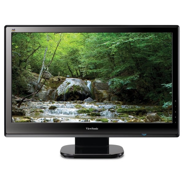 "Viewsonic VX2453mh-LED 24"" LED LCD Monitor - 16:9 - 2 ms"