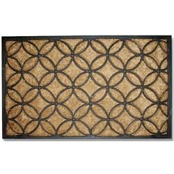 Circles Door Mat (1'6 x 2'6)