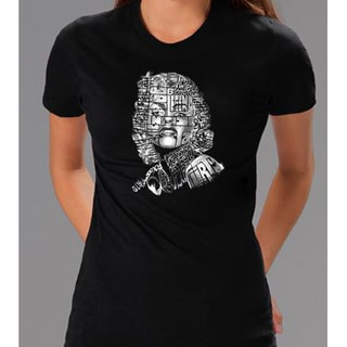 Los Angeles Pop Art Women's Marilyn T-shirt