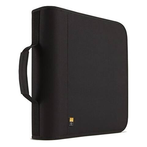 Case Logic 208 Capacity Nylon CD / DVD Binder