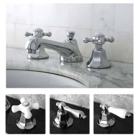 Metropolitan Chrome Widespread Bathroom Faucet