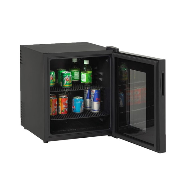 Shop Avanti Superconductor Beverage Cooler With Glass Doors Free